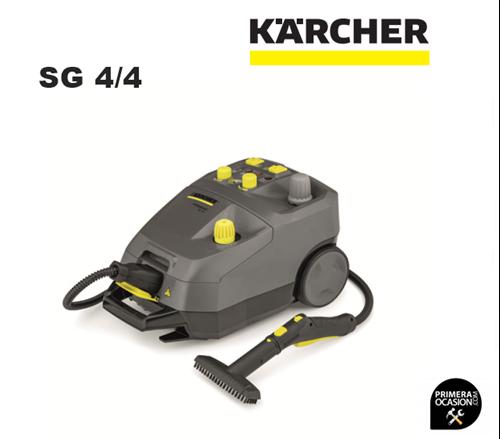 Imagen de Limpiadora de vapor KARCHER SG 4/4