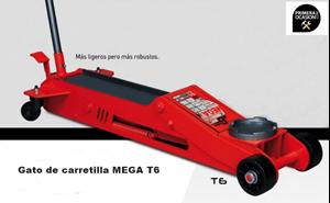 Imagen de Gato de carretilla MEGA T6