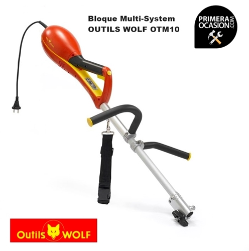 Imagen de Bloque Multy-System Outils Wolf OTM10