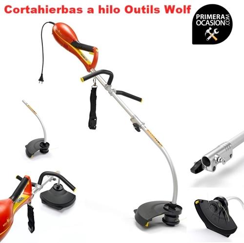 Imagen de Cortahierbas a hilo Multi-System Outils Wolf OTC10