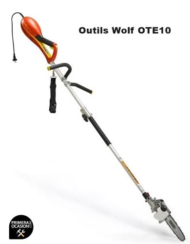 Imagen de Pertiga podadera Outils Wolf Multi-system OTE10
