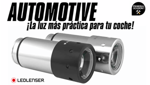 Imagen de Linterna de mechero LED LENSER AUTOMOTIVE