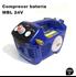 Imagen de Compresor a bateria MICHELIN MBL 24V
