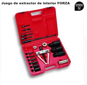 Imagen de Juego de extractor de interior FORZA 43-22