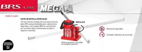 Imagen de Gato de botella extra-bajo MEGA BRS20