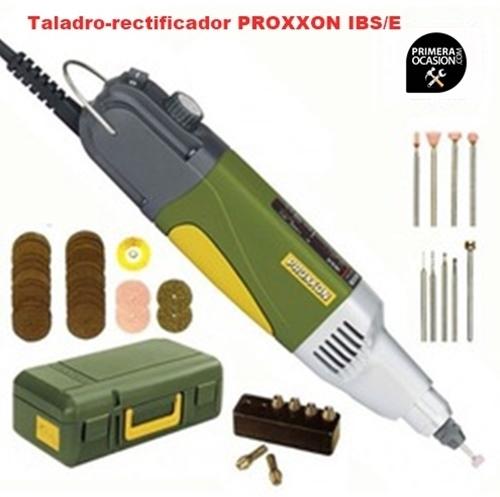 Imagen de Taladro-rectificador profesional PROXXON IBS/E