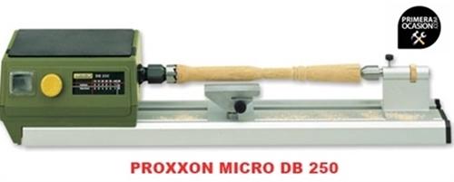 Imagen de Torno madera PROXXON MICRO DB 250