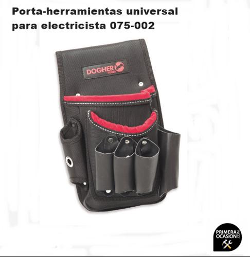 Imagen de Porta-herramientas para electricista DOGHER TOOLS 075-002