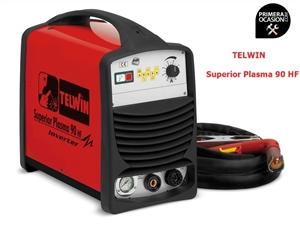 Imagen de Corte plasma inverter TELWIN superior plasma 90 HF