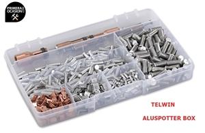Imagen de Accesorios soldadura Aluspotter box TELWIN 143651