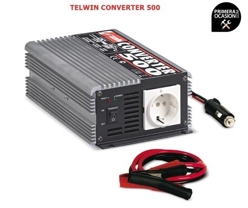 Imagen de Convertidor TELWIN CONVERTER 500