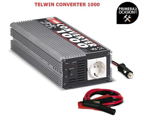 Imagen de Convertidor transformador TELWIN CONVERTER 1000