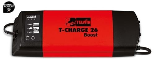 Imagen de Cargador bateria TELWIN T-CHARGE 26 Boost