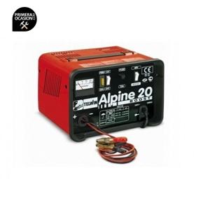 Imagen de Cargador bateria TELWIN Alpine 20 Boost