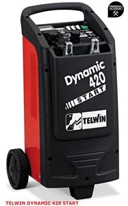 Imagen de Cargador arrancador bateria TELWIN DYNAMIC 420 START