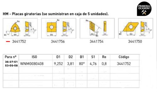 Imagen de Placas giratorias HM OPTIMUM 3441752