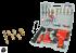 Imagen de Juego de herramientas neumaticas MANNESMANN 33 piezas