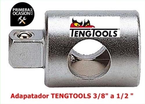"""Imagen de Adaptador para vasos TENGTOOLS 3/8"""" hembra a 1/2"""" macho 35650100"""