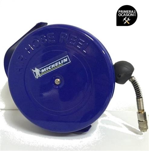 Imagen de Enrollador automatico manguera aire MICHELIN