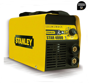 Imagen de Soldadora inverter MMA STANLEY ST-STAR 4000