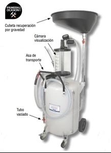 Imagen de Aspirador recuperador aceite usado HADU ER1105