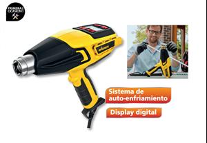 Imagen de Decapador electrico digital WAGNER FURNO 750