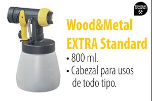 Imagen de Frontal WAGNER Wood&Metal Extra Standard 800 ml