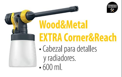 Imagen de Frontal WAGNER Wood&Metal Extra Corner&Reach 600 ml