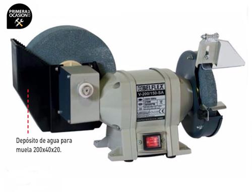 Imagen de Esmeriladora BELFLEX V 200/150 SA