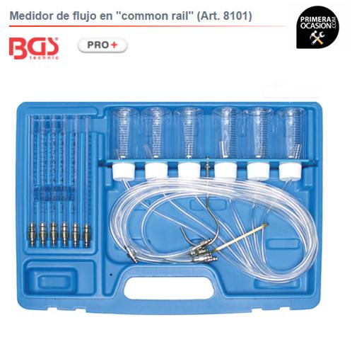 """Imagen de Medidor de flujo en """"commom rail"""" BGS 8101"""