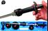 Imagen de Juego reparacion abolladuras con vacio y martillo deslizante BGS 8703