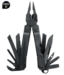 Imagen de Leatherman  SUPER TOOL 300 color negro