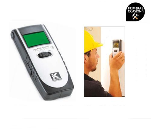 Imagen de Detector de madera, metal y corriente AC Multiscanner KAPRO modelo 389