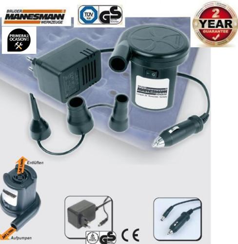 Imagen de Bomba aire electrica MANNESMANN 01730