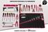 Imagen de Caja de herramientas + 50 herramientas DOGHER TOOLS 026-500