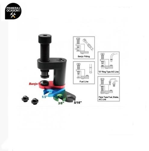 Imagen de Obturador universal tubos metalicos FORCE 9G4301