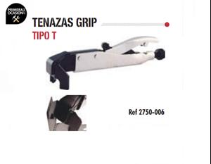 Imagen de Tenazas grip tipo T DOGHER TOOLS 2750-006