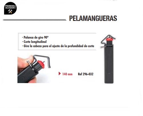 Imagen de Pelamangueras DOGHER TOOLS 296-032