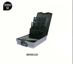Imagen de Juego 19 brocas NOVATOOLS HSS JBHSS110