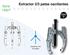 Imagen de Extractor 2/3 patas oscilantes FORZA 1304T  135x150 mm