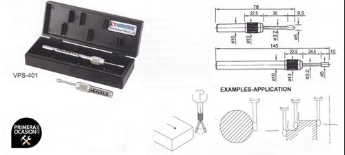 Imagen de Sensor de punta contacto VERTEX VPS-401