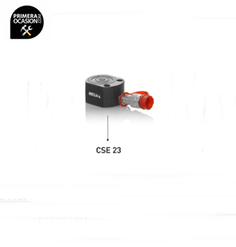 Imagen de Cilindro simple efecto retorno por muelle MEGA CSE-23