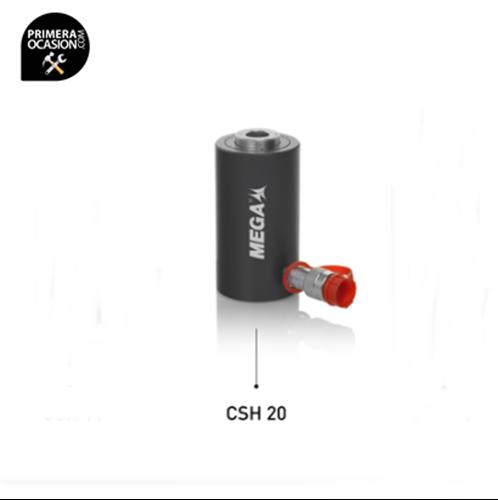 Imagen de Cilindro simple efecto retorno por muelle MEGA CSH-20