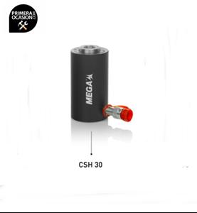 Imagen de Cilindro simple efecto retorno por muelle MEGA CSH-30