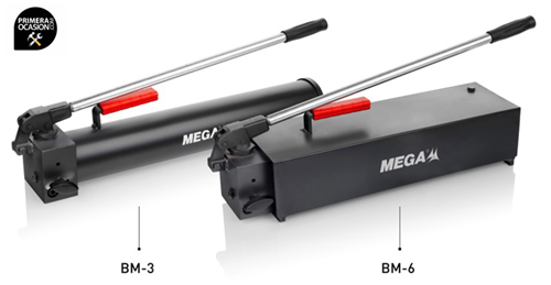 Imagen de Bomba accionamiento manual MEGA BM-3