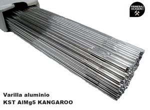 Imagen de Varilla aluminio Ø 4.0 mm (5 Kg) KST AlMg5 KANGAROO