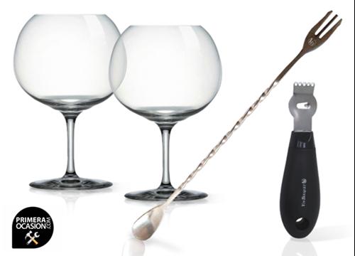 Imagen de Set para Gin Tonic VIN BOUQUET FIK 002 SET