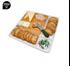 Imagen de Plato snacks porcelana VIN BOUQUET (NERTHUS) FIH 336