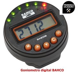Imagen de Goniometro digital BAHCO MAM50M