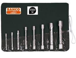 Imagen de Juego de llaves tubo BAHCO 8 unidades 27M/8T